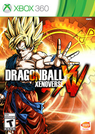 Dragon Ball - Xenoverse - XV (Xbox 360)