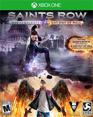 Saints Row: Reelected & Gat out of Hell