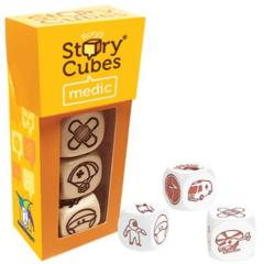 Rorys Story Cubes: Medic