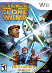 Star Wars Clone Wars: Lightsaber Duel
