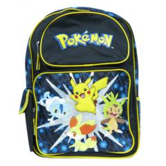 Black - Yellow - Pokemon (Backpack)