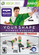 Your Shape - Fitness Evolved - Kinect (Xbox 360)