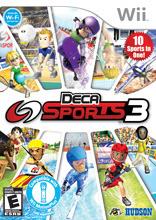 Deca Sports 3 (Nintendo Wii)