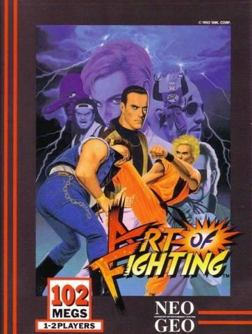 Art of Fighting (Neo Geo)