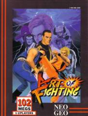 Art of Fighting (Neo Geo)