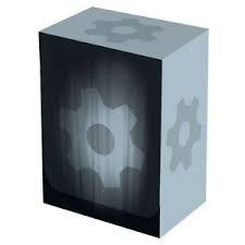 Iconic Gear - Deck Box (Legion)
