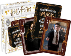 Harry Potter Playing Cards Wands Out