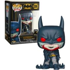 #286 - Batman Red Rain (DC Comics)