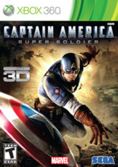 Captain America - Super Soldier (Xbox 360)