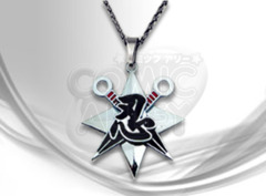 Naruto Uzumaki Necklace (Various)