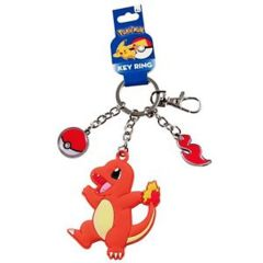 Charmander (Rubber Keyring) - Pokemon