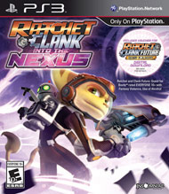 Ratchet and Clank - Into the Nexus (Playstation 3)