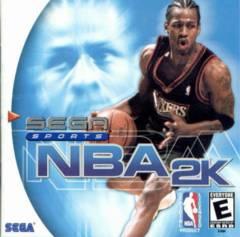 NBA 2K Sega Sports