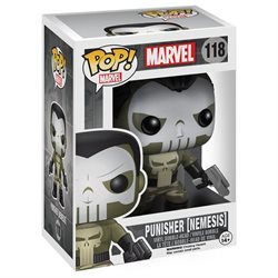 #118 - Punisher - Nemesis (Marvel)