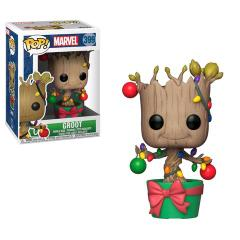#399 - Groot (Marvel) - Holiday Lights