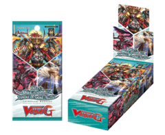 G Technical Booster Vol. 2 - The GENIUS STRATEGY - Booster Box