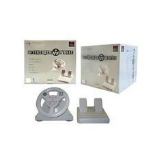 Aftershock Racing Wheel for PS One