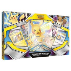 Pikachu-GX & Eevee-GX - Special Collection Gift Set (Pokemon)
