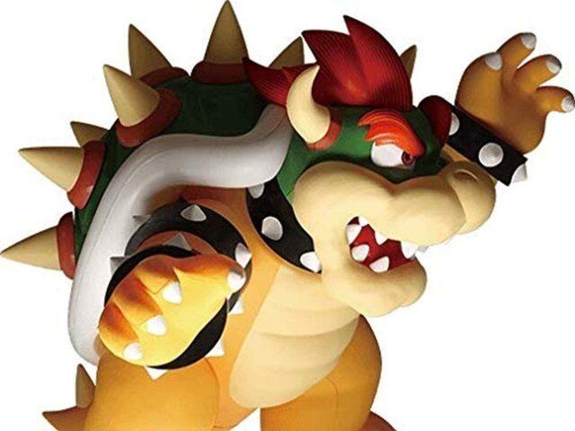 Bowser Ultra Big Action Figure (Nintendo/Taito)