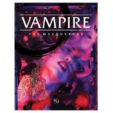 Vampire - The Masquerade - (5th Edition) - Core Rulebook Hardcover