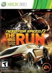 Need For Speed - The Run (Xbox 360)