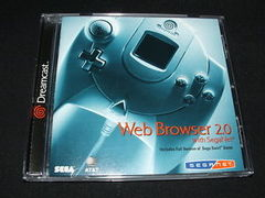 Sega Dreamcast Web Browser 2.0