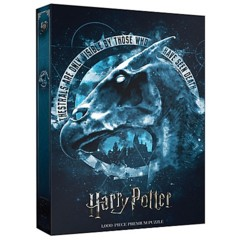 Harry Potter: Thestral - 1000 Piece Puzzle