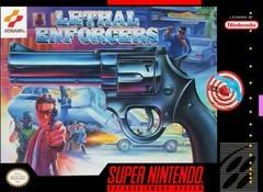 Lethal Enforcers w/ Revolver