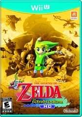 Legend of Zelda Wind Waker HD