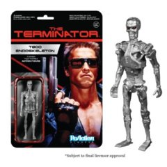 The Terminator T800 Endoskeleton