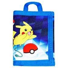 Pikachu - Tri-Fold Wallet (Pokemon)
