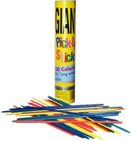 Giant Pick-Up Sticks (Pressman)
