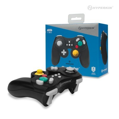 Black - Procube Controller (Wii U)
