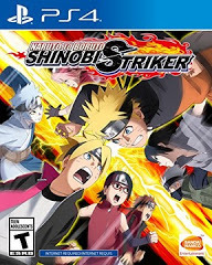 Naruto to Boruto Shinobi Striker (Playstation 4)