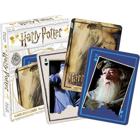 Harry Potter Playing Cards Albus Dumbledore