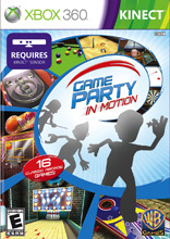 Game Party In Motion - Kinect (Xbox 360)