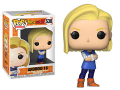 #530 - Android 18 (Dragonball Z)