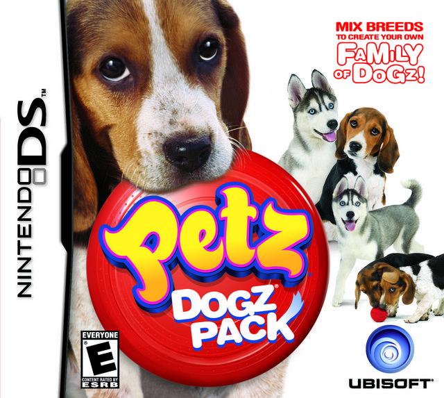 Petz dogz pack usa youtube.