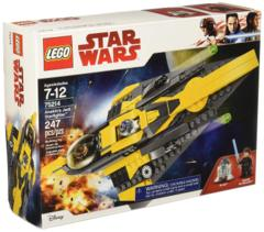 Anakin's Jedi Starfighter - Star Wars (LEGO) 75214