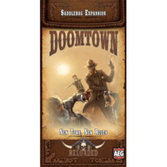 Doomtown Saddlebag Expansion: New Town, New Rules