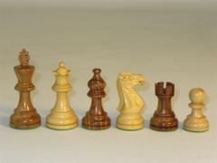 Sheesham American Emperor Chess men