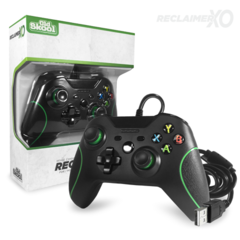 (Old Skool) RECLAIMER Wired Controller for XBOX ONE™ - Black