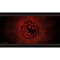 Game of Thrones Playmat (House Targaryen)