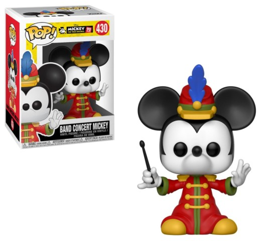 #430 - Band Concert Mickey (Disney) - They True Original 90 Years