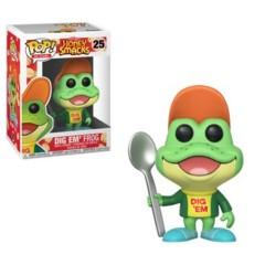 #25 - Dig Em' Frog (Kellogg's Honey Smacks)