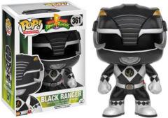 #361 - Black Ranger (Mighty Morphin Power Rangers)