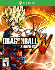 Dragon Ball - Xenoverse (Xbox One)