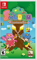 Soldam: Drop Connect Erase (Nintendo Switch)