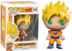 #14 - Super Saiyan Goku (Dragonball Z)