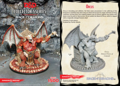 D&D Collector's Series - Rage of Demons - Orcus